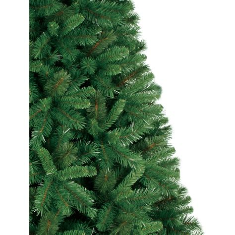 holiday time unlit 7 5 donner fir artificial christmas