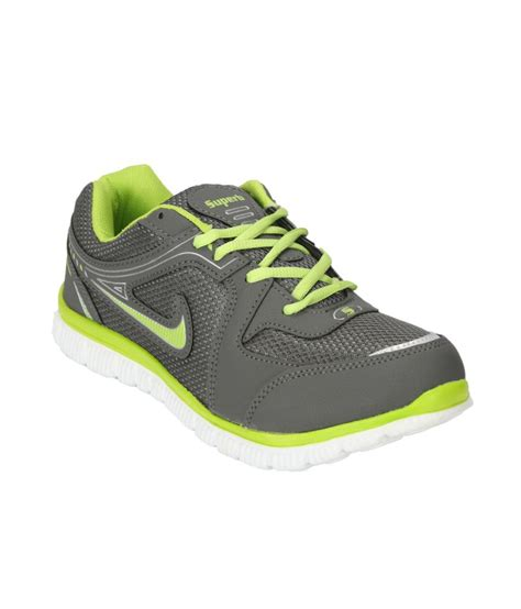 superb green sports shoes price in india buy superb green