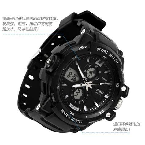 Digitec 5 Pilihan Warna Jam Tangan Sport Pria Digitec Dg Time skmei jam tangan sport pria ad0990 white black jakartanotebook