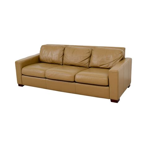 design within reach sofa 79 off design within reach design within reach tan