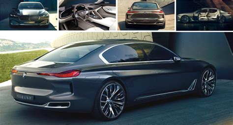 future bmw 7 series bmw vision future luxury concept points to 7 series