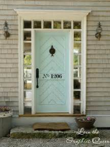 front door color shut the front door thinking about color