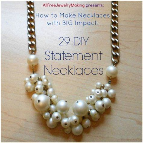 1000 Ideas About How To Make Necklaces On