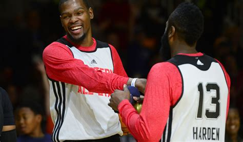 Could Kevin Reunite by Report Rockets Plan On Recruiting Kevin Durant With