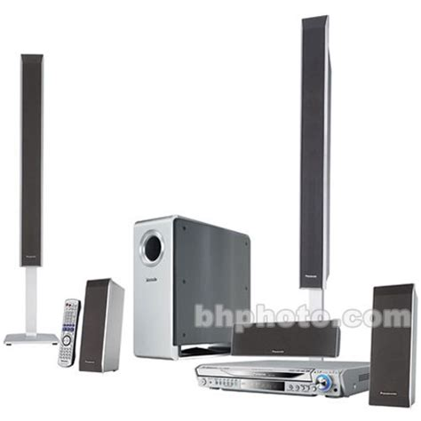 panasonic sc ht940 home theater system b h photo