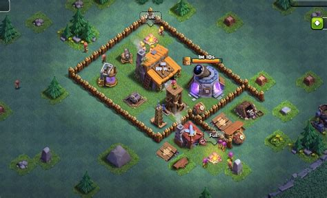 update layout coc clash of clans biggest update the builder base has