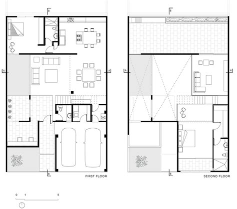 architectural house plans gaborone galeria de casa cereja warm architects 15