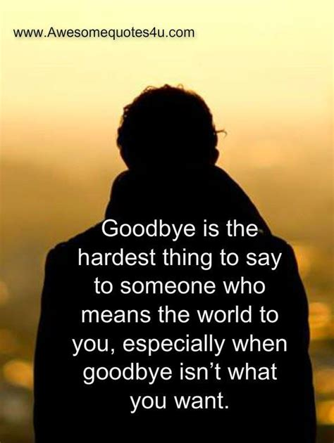 quotes about saying goodbye 25 best ideas about never say goodbye on