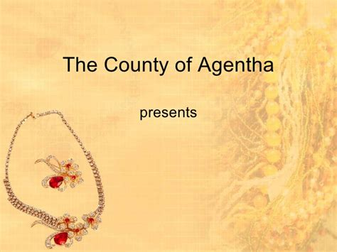ppt templates for jewellery free jewelry powerpoint template
