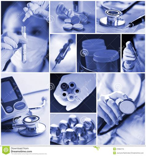 imagenes libres medicina collage de la medicina foto de archivo libre de regal 237 as