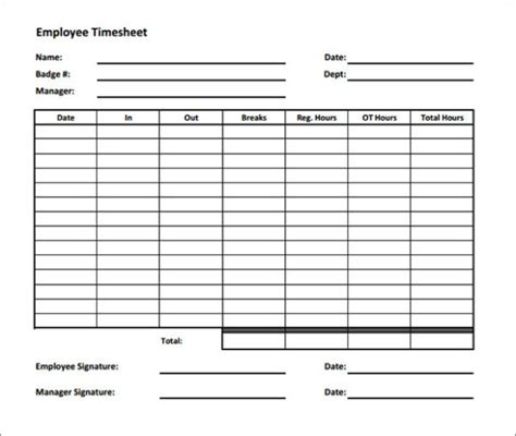 Timesheet Calculator Work Hours Sheet Template Timesheet Template Sheets