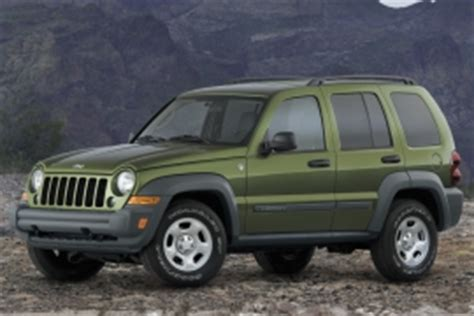 jeep cherokee/liberty models autoevolution