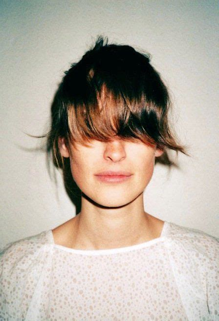 what are extremely short bangs called 67 best images about long hair on pinterest her hair