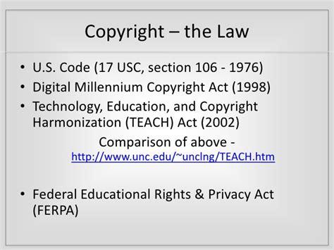 copyright section 106 tfdn 2010 copyright and copywrong