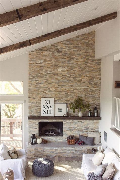 Fireplace With Tile by Best 25 Shiplap Ceiling Ideas On Pinterest Ship Lap
