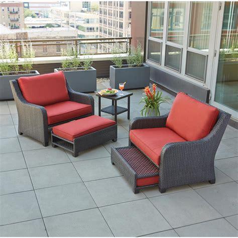 hampton bay patio furniture  home depot