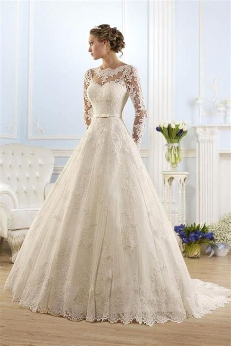 Sleeve Wedding Dresses by 25 Sleeve Wedding Dresses You Will Fall In With
