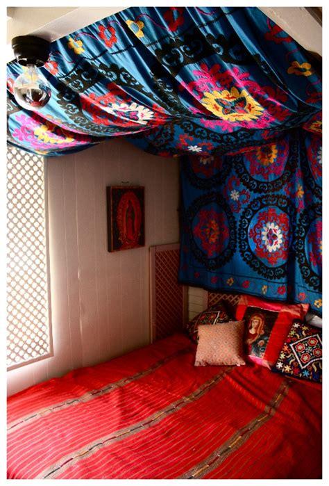 tapestry over bed mr kate diy tapestry headboard