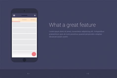 Templates Codyhouse App Introduction Template