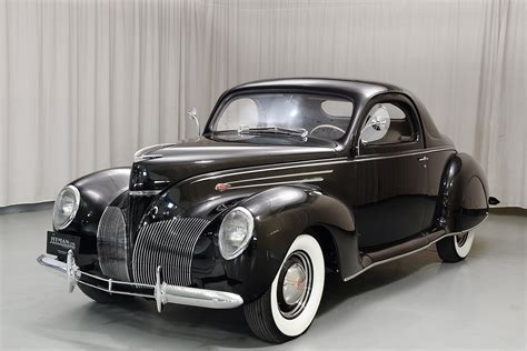 1939 lincoln zephyr coupe hyman ltd classic cars