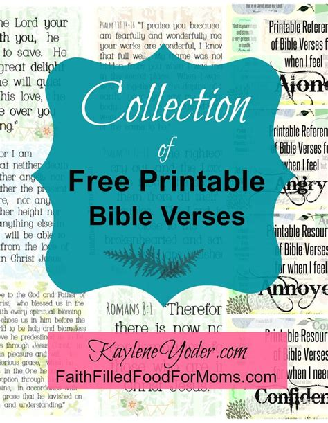 printable scripture quotes collection of free printable bible verses study bible