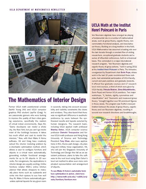 ucla interior design certificate the mathematics of interior design ucla interior design ucla