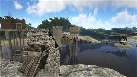 ark boat recipe steam community guide creating pitched roofs