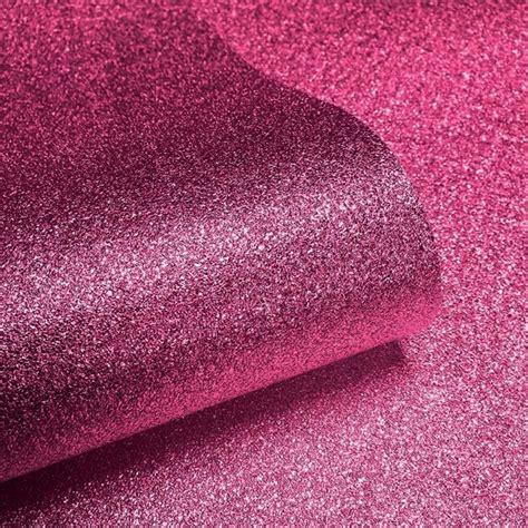 glitter wallpaper hot pink muriva hot pink glitter wallpaper