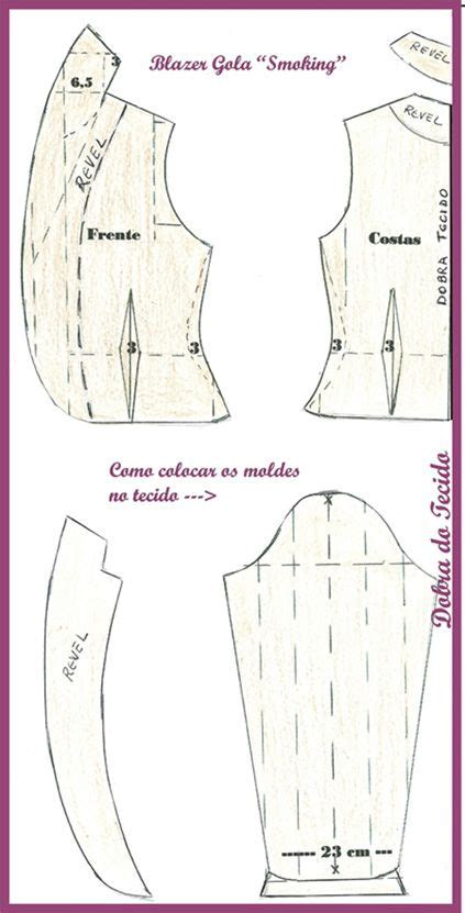 pattern drafting adalah costura e modelagem m 246 nsterdiagram jackor kavajer