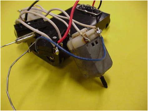 cara membuat robot elektronik mari membuat robot sederhana guraruguraru