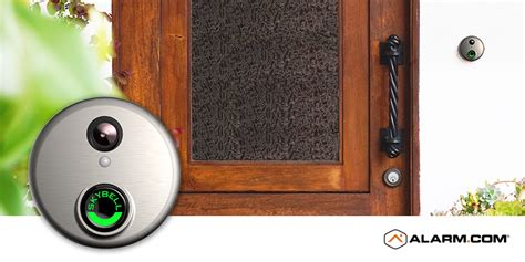 front door alarm smarter home security starts at the front door