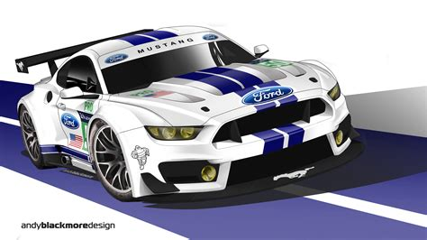 ford mustang modified imsa archives page 2 of 3 andy blackmore design