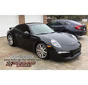 2014 Porsche 911 Carrera S – 20″ VE Kronen Wheels