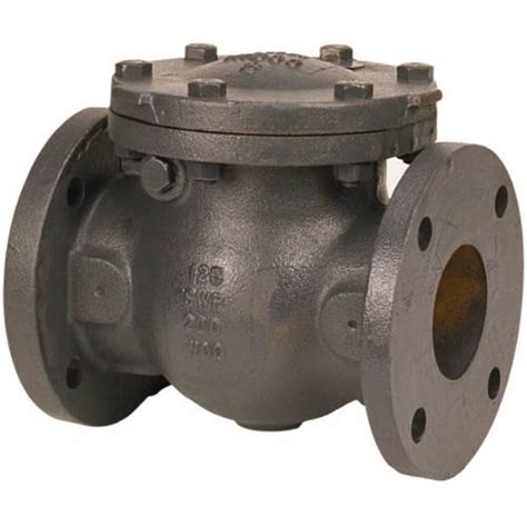 swing check valve weight nb f918blw f 918 blw cast iron class 125 check valve