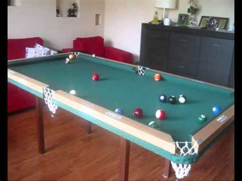 Free Pool Table by Woodwork Pool Table Plans Pdf Plans