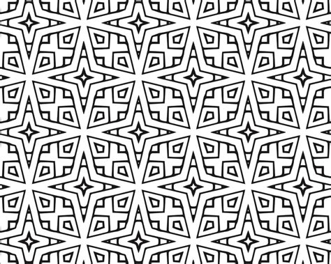 printable coloring pages for adults patterns free stars and squares pattern adult coloring page pattern
