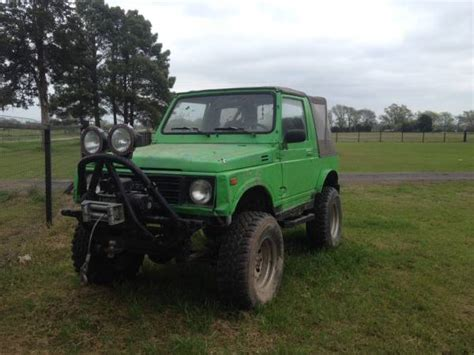 Suzuki Altoona Pa by 1988 Suzuki Samurai Softop For Sale In Altoona Pennsylvania