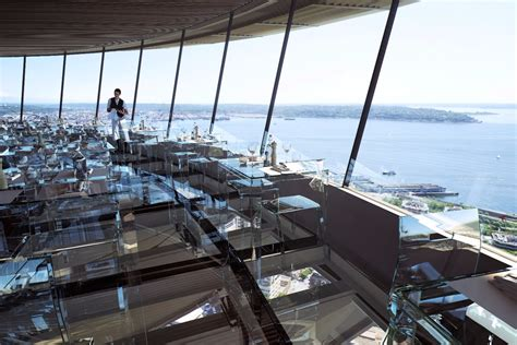 space needle observation deck price seattle s space needle is getting a rotating glass