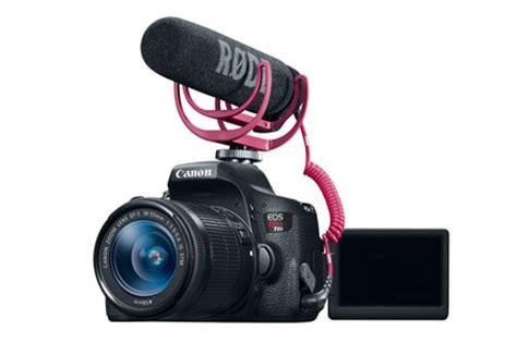 Rode Micro Microphone Untuk Kamera Dslr 1 canon eos rebel t6i creator kit canon store