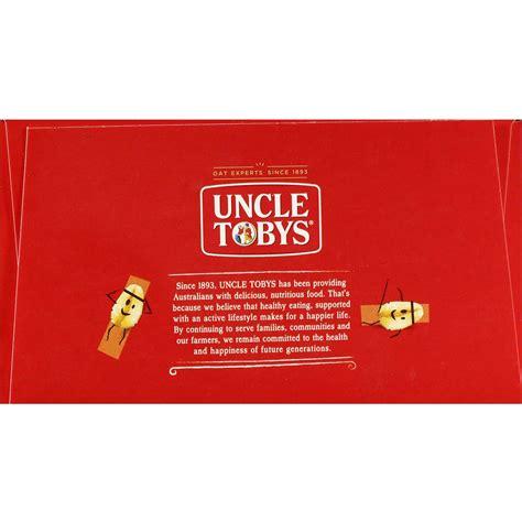 Tobys Muesli Bar tobys muesli bars chewy choc chip 18pk 563g woolworths