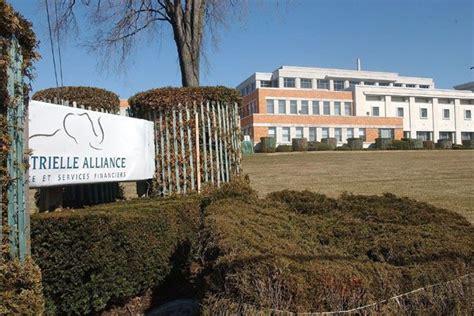 alliance siege social profits en hausse pour l industrielle alliance r 233 sultats