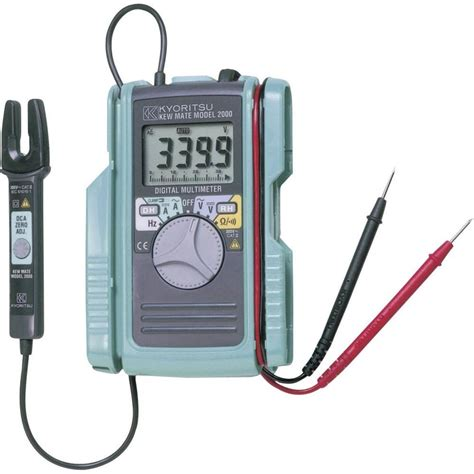 Multitester Kyoritsu cl meter handheld multimeter digital kyoritsu kew mate2001 calibrated to manufacturer s
