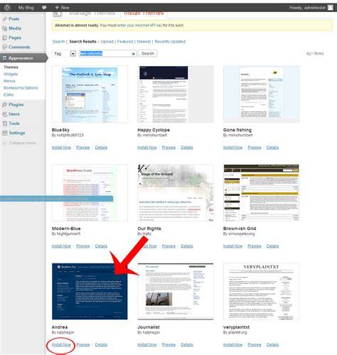 cara membuat layout web design belajar membuat website untuk pemula step 1a install