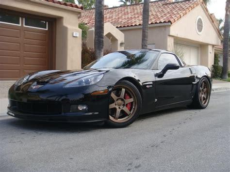 corvette c6 tire size chevrolet corvette custom wheels volk te37 18x9 5 et 35