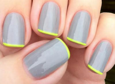 simple nail paint design 17 simple nail designs even a nail newbie can do more