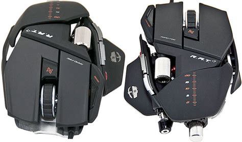 Mad Catz R A T 7 Rat 7 Gaming Mouse Matte Black Mcb4370800b2 04 1 mad catz cyborg rat 7 review everything usb