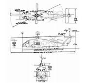 Sikorsky SH 60B Seahawk Blueprint  Download Free