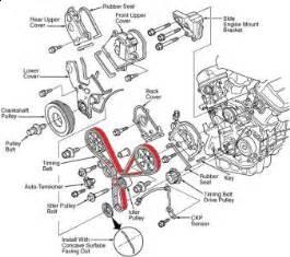 2005 honda accord timing belt engine mechanical problem