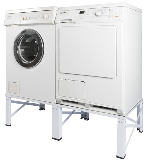 doppel untergestell f 252 r waschmaschine trockner sockel - Gestell Für Waschmaschine Und Trockner