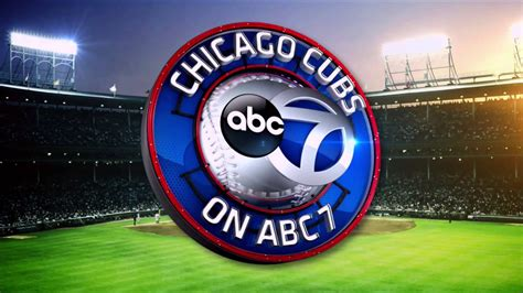 new year for cubs quot chicago cubs on abc 7 quot original open with errors